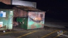 CTV Toronto:  Dumpster fires at two schools