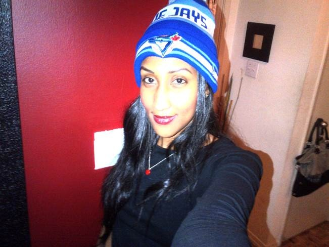 Natasha Mohamed Farah, 26, of Toronto, is seen in this undated photograph .