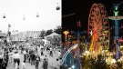 <b>Memories of the Canadian National Exhibition</b><br><br>  The Canadian National Exhibition (CNE) has been around since the late 1870s in Toronto. Although much has changed with the popular fair, one thing has stayed the same: It remains a staple end-of-year summer tradition for many fairgoers in the city. CTVNews.ca&#39;s Mariam Matti looks back at what the CNE was like when the gates first opened to what it looks like in present day.