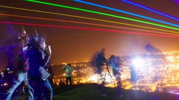 Global Rainbow coming to Nuit Blanche
