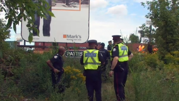 Man fatally struck by CP freight train