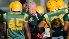 Rob Ford coaching Don Basco