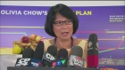 CTV Toronto: Chow's traffic and transit plans
