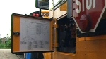 CTV Barrie: Vandals steal parts from school buses
