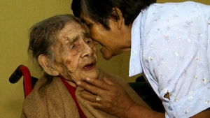 CTV News Channel: Oldest woman turns 127
