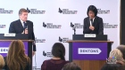 CTV Toronto: Highlights from mayoral debate