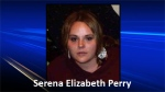 22 year old Serena Perry has been identified as the young woman who died under mysterious circumstances at the Saint John Regional Hospital last week.