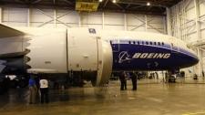 Air Canada, 787, Dreamliner, plane, Toronto, 75th anniversary