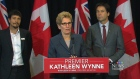 Premier Wynne speaking