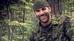 Soldier killed in Ottawa identified
