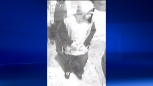 Police release a photo of the suspect wanted in connection with an after-hours club shooting