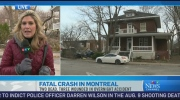 CTV News Channel: Tragic accident in Montreal