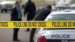 Police say one man is dead and another was seriously injured after an overnight stabbing outside a sports bar in Vaughan.