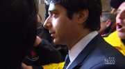 CTV Toronto: Ghomeshi surrenders to police