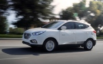 Hyundai Tuscon Fuel Cell vehicle (photo: Hyundai)