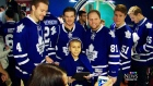 CTV Toronto: Leafs visit Sick Kids Hospital