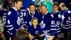 CTV Toronto: Leafs visit Sick Kids Hospital