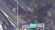 Extended: Mudslide blocks Highway 403