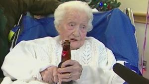 Oldest Canadian dies