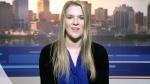 Emily Sollows, who volunteered to help test the new made-in-Canada Ebola vaccine, speaks to CTV News Channel on Friday, Nov. 28, 2014.