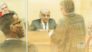 CTV Toronto: 'Bombshell' in Eaton Centre trial