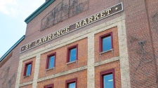Toronto's St. Lawrence Market topped the list of the world's best food markets released by National Geographic. (bklorfine / Flickr)