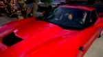 Valet-mode cam captures Corvette joyride