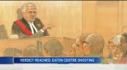Verdict in Eaton Centre shooting
