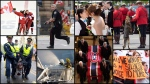 From the triumph of winning gold in Sochi to the tragedy and shock of an attack on the heart of Canadian power, there was much to cheer and to mourn in 2014. CTVNews.ca looks back on the top Canadian news stories of the year.
