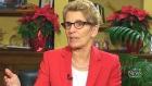CTV Toronto: Wynne reacts to gas plant docs