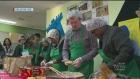 Mayor John Tory spent Saturday at the Muslim Welfa