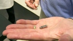 The mini-pacemaker has a 10-year battery life and is expected to become a popular alternative to the larger pacemaker used in most patients today.