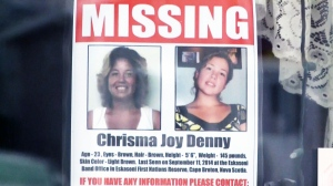 CTV Atlantic: Chrisma Denny found safe in Tennessee