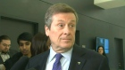 Mayor John Tory is shown in this file photo.