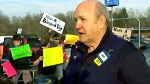 Walmart greeter banned from saying 'Have a blessed