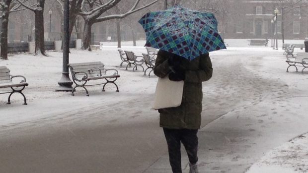 Environment Canada Weather Statement Warns Of Rain Or Freezing Rain Saturday