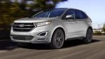 The new Ford Edge crossover SUV will be built at the assembly plant in Oakville, Ont. (Ford Motor Company of Canada)