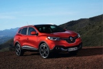 This undated photo, provided by Renault, shows the new SUV Kadjar, which will have its world premiere at the Geneva International Motor Show opening on March 5, 2015. (AP / Renault)