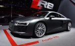 2016 Audi R8 at the Geneva Motor Show (photo: Newspress)