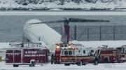 CTV News: Plane skids off runway at LaGuardia
