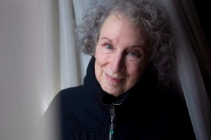 Canadian author Margaret Atwood is pictured in Toronto on March 6, 2012. (Chris Young /The Canadian Press)