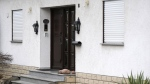 The house of the family of Andreas Lubitz in Montabaur, Germany, Friday, March 27, 2015. (AP / Frank Augstein)