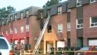 CTV News Channel: Toronto house fire