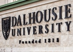 A Dalhousie University sign is seen in Halifax on Tuesday, Jan. 6, 2015. THE CANADIAN PRESS/Andrew Vaughan