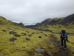 Hiking in Iceland (Photo by Josh Elliott)