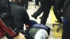 Fight breaks out at Union Station in Toronto