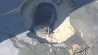 CTV Toronto: Sinkhole swallows luxury car