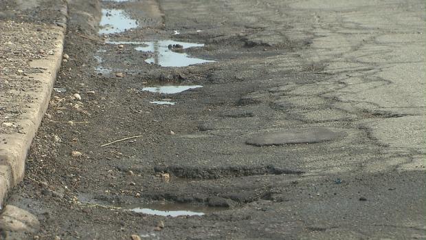 CAA, worst roads