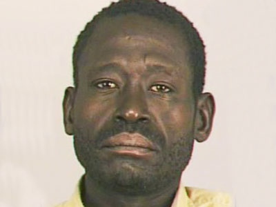 Johnson Aziga is shown in this undated handout photo.