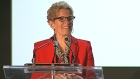 Extended: Tory, Wynne announce sports facility